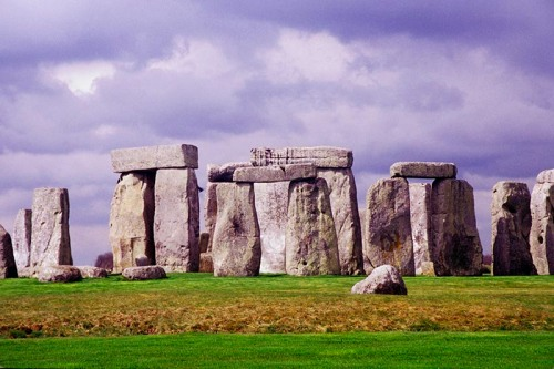 Exactly what is a henge anyway?!?