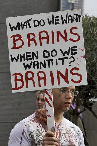 ZombieProtester