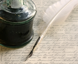quill-and-parchment