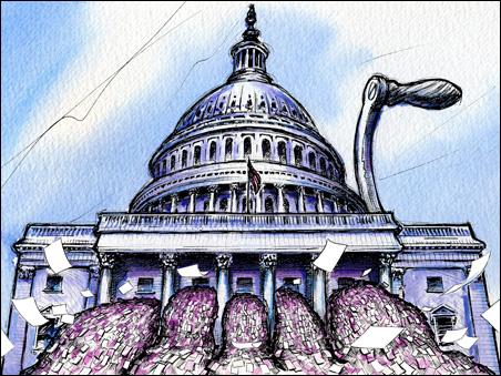 LegislativeSausage